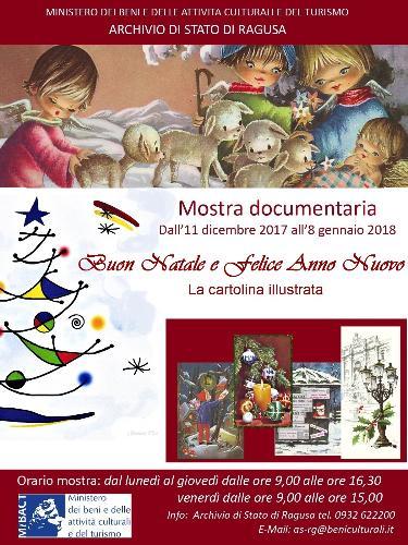 Cartoline Buon Natale E Felice Anno Nuovo.Buon Natale E Felice Anno Nuovo La Cartolina Illustrata