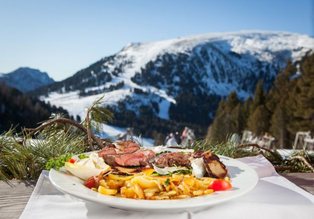 Beef & Snow: la neve in carne