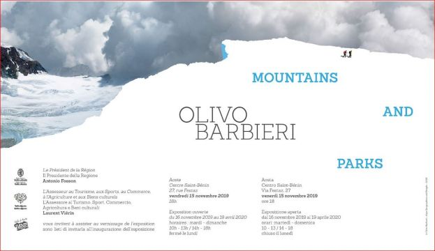 Olivo Barbieri. Mountains and Parks