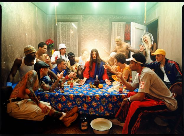 The Last Supper, 2003 © David LaChapelle