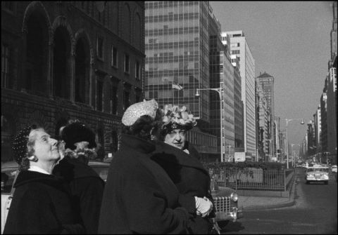 Henri Cartier-Bresson. In America